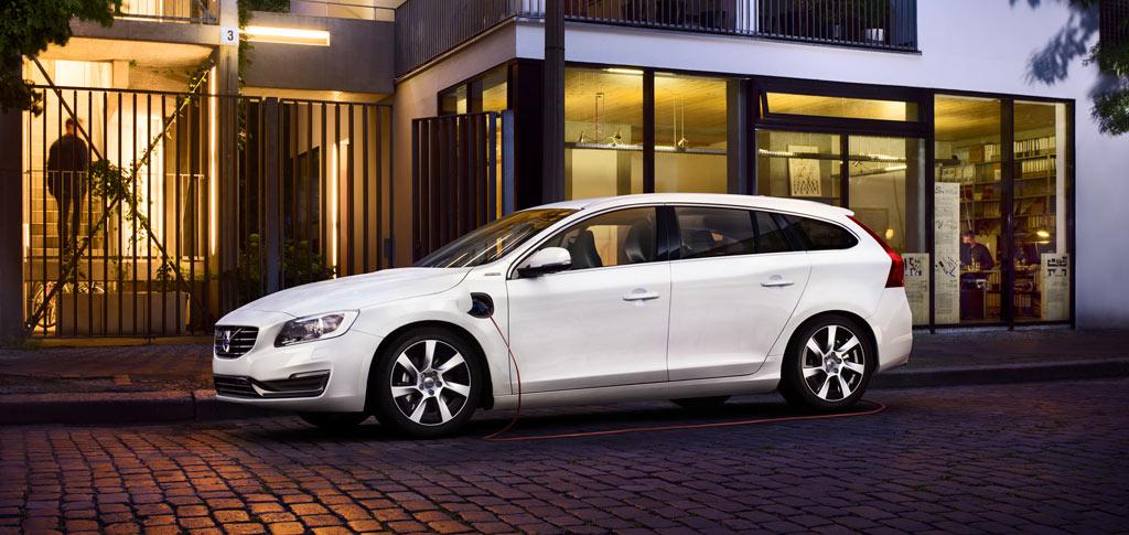 Volvo verkauft ersten Diesel-Plug-in-Hybriden