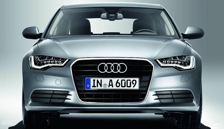 Audi A6 hybrid Frontansicht1