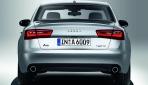 Audi A6 hybrid Heckansicht