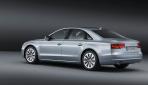 Audi A8 hybrid Heck