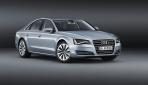 Audi A8 hybrid Seite