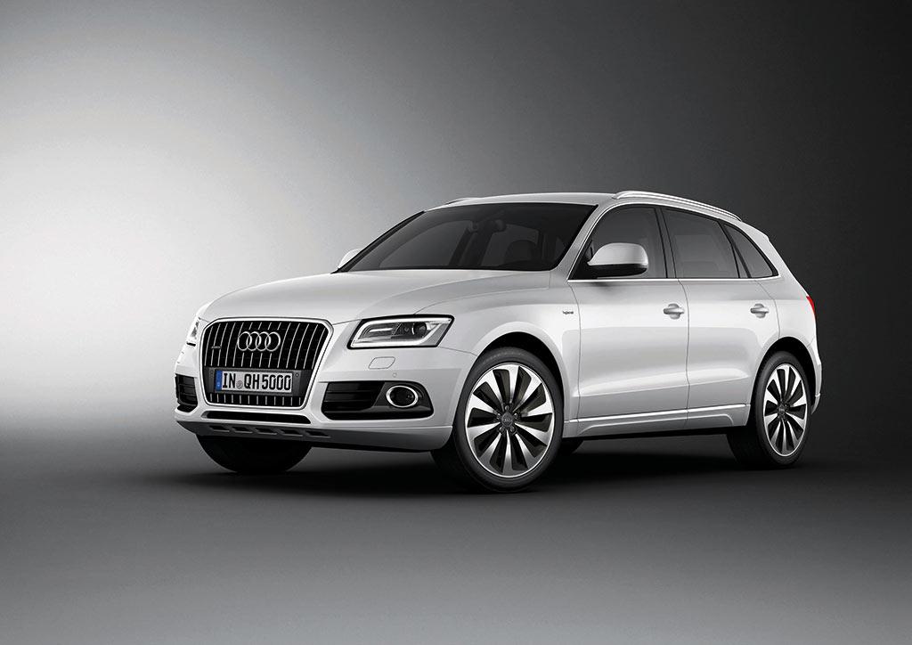 Audi q5 hybrid preisliste 8