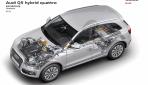 Audi Q5 hybrid Technik 2