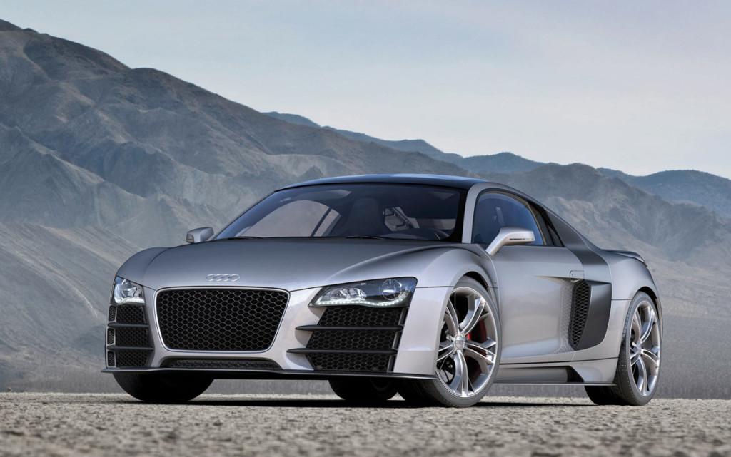 Audi R10 Diesel-Hybrid