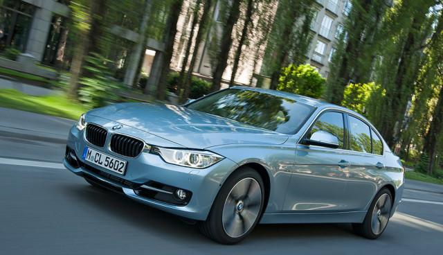 BMW ActiveHybrid 3 Front