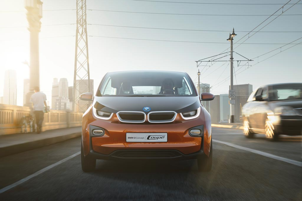 BMW i3 Leipzig