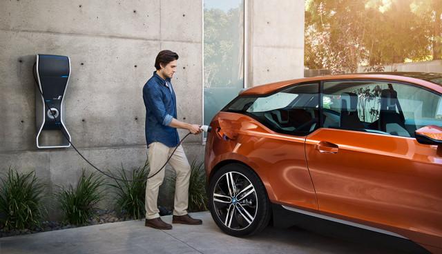 BMW i3 Reichweite Austauschfahrzeug
