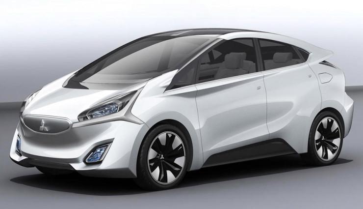 CA-MiEV Concept Front