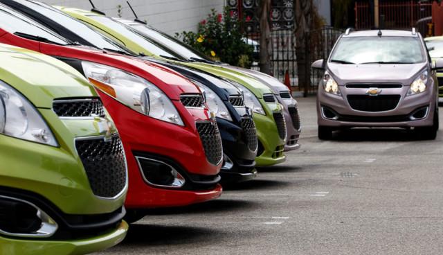 Chevrolet Erdgas