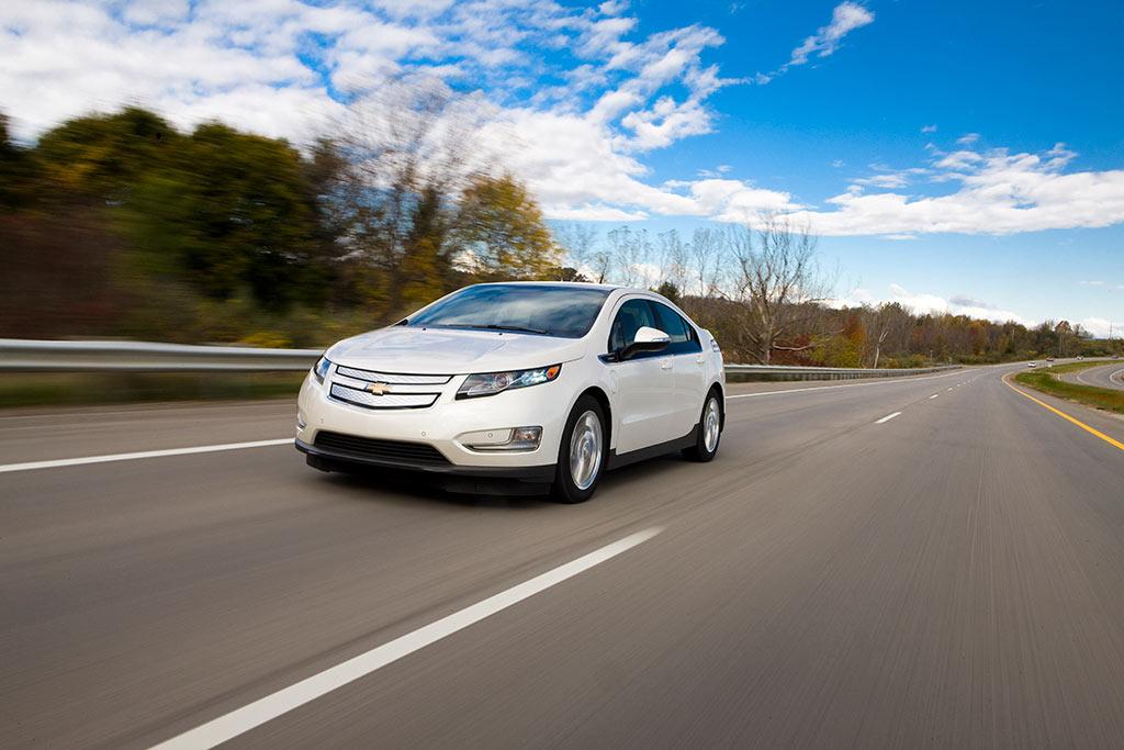 Chevrolet Volt Verkaufszahlen 2012