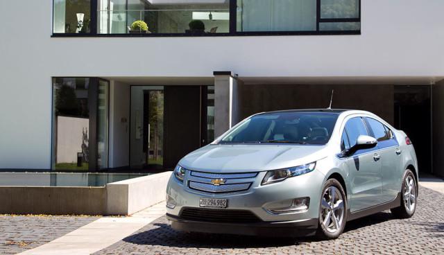 Chevrolet Volt meist verkauftes Elektroauto 2012