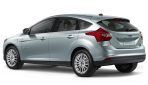 Ford Focus Electric Heck
