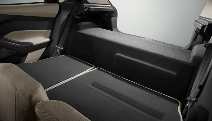 Ford Focus Electric Kofferraum