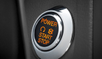 Ford Focus Electric Start-Knopf