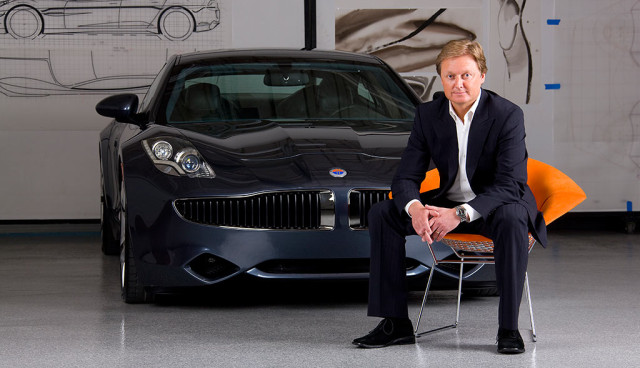 Henrik Fisker verlaesst Fisker Automotive