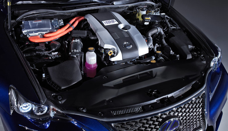 Lexus IS 300h Hybridmotor