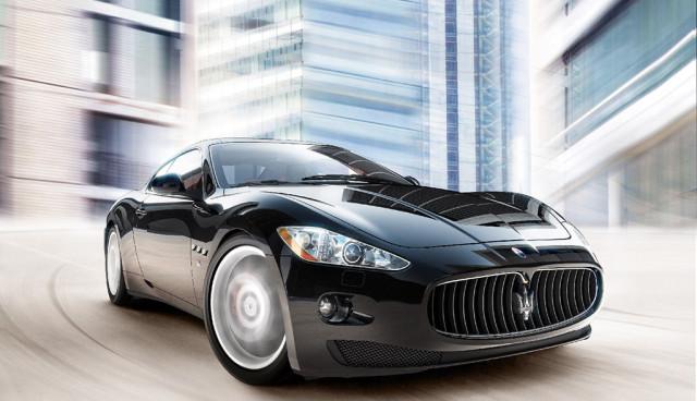 Maserati Hybrid-Sportwagen
