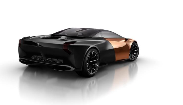 Peugeot Onyx Rückseite