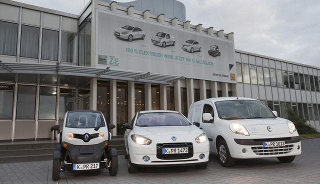 Renault Bank Fuhrpark Arval