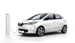 Renault Zoe Aufladen