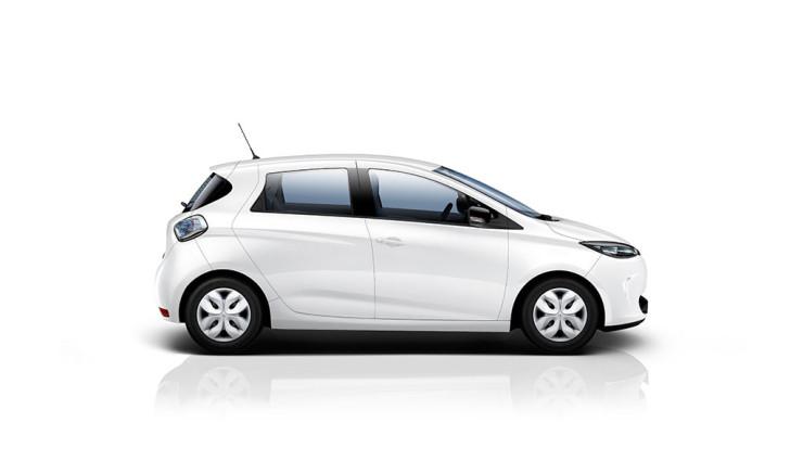 Renault Zoe Seite