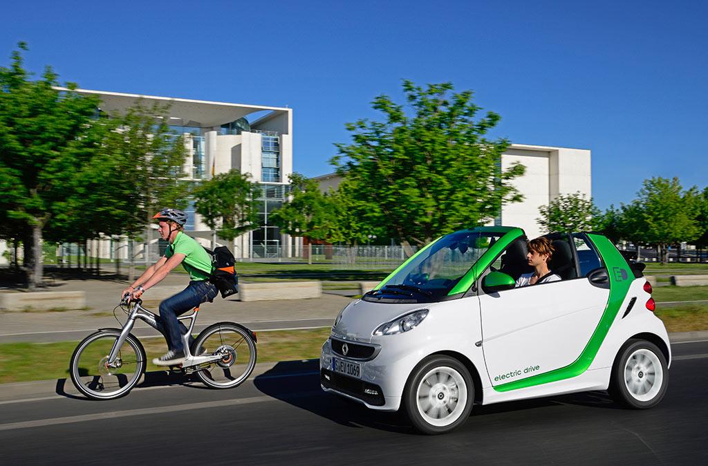 Smart electric drive Verkaeufe