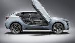 Subaru Diesel-Hybrid-Concept Viziv Fluegeltueren