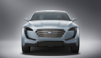 Subaru Diesel-Hybrid-Concept Viziv Front