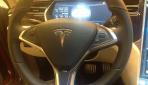 Tesla Get Amped Tour Model S Innen