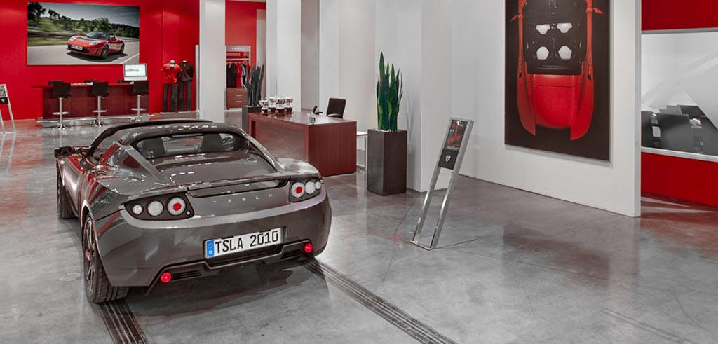 Tesla-Store Deutschland, Muenchen
