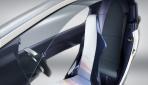Toyota i-Road Fahrersitz