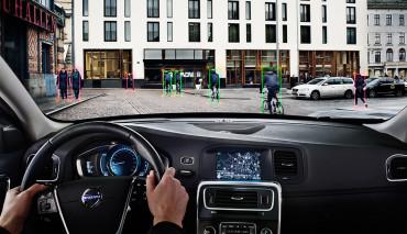 Volvo Sicherheit Radfahrer