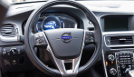 Volvo V60 Plug-in-Hybrid Cockpit
