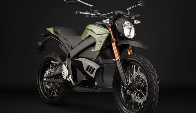 Zero DS 2013 Motor