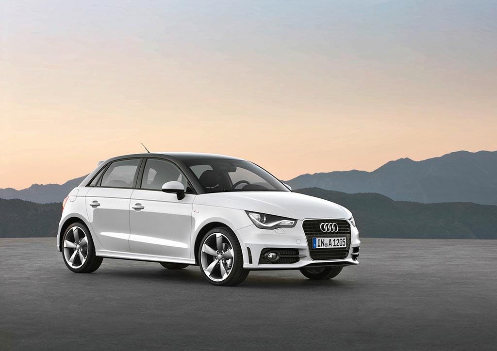 Audi A e-tron Elektroauto