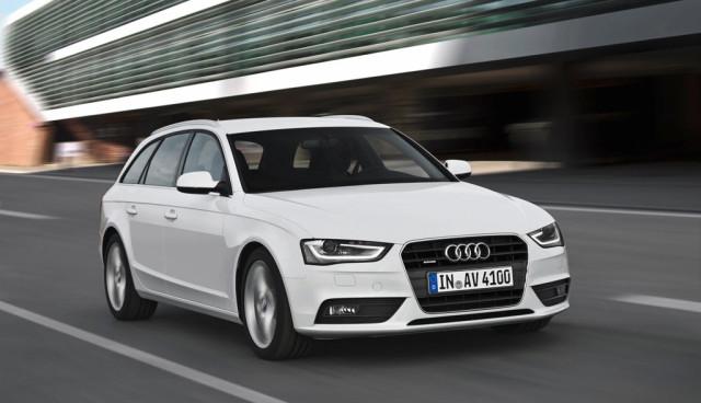 Audi A4 e-quattro