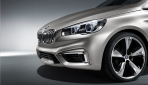 BMW Active Tourer Front 2