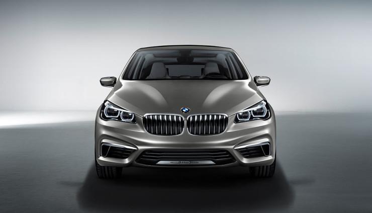 BMW Active Tourer Front