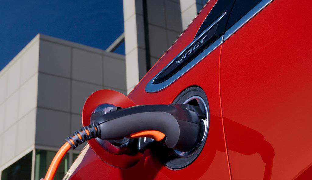 Chevrolet Volt neues Kabel zum Aufladen