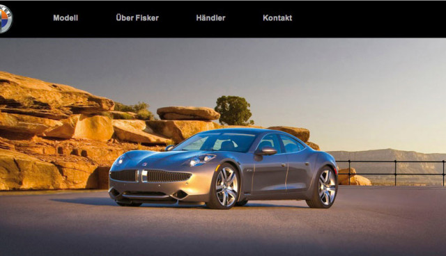 Fisker Automotive - Insolvenz
