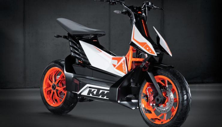KTM E-Speed Electric Scooter Elektroroller