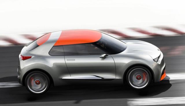 Kia Provo Hybrid Concept Seite