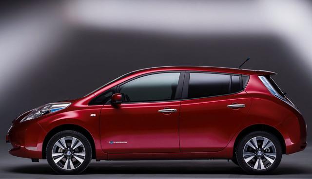 Neuer Nissan Leaf 2013 Seite