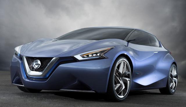Nissan Friend ME Concept-Studie Front