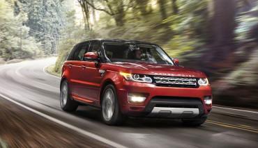Range Rover Sport 2 Front