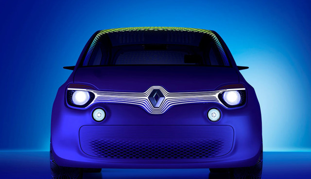 Renault Twin'Z Front