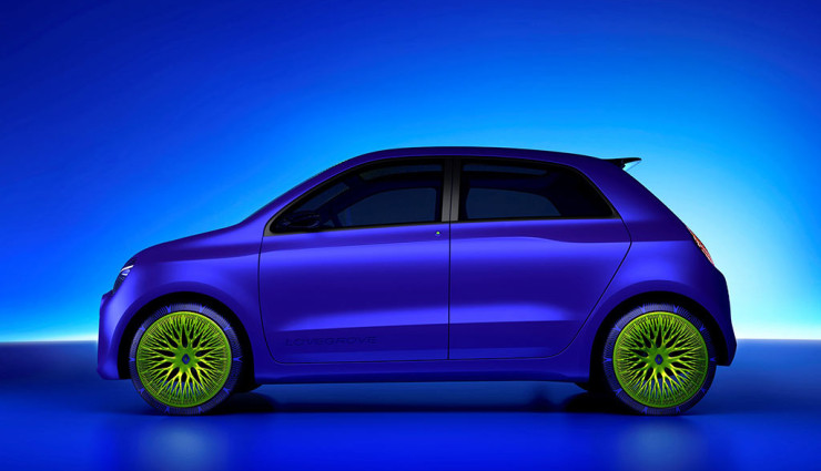 Renault Twin'Z Seite