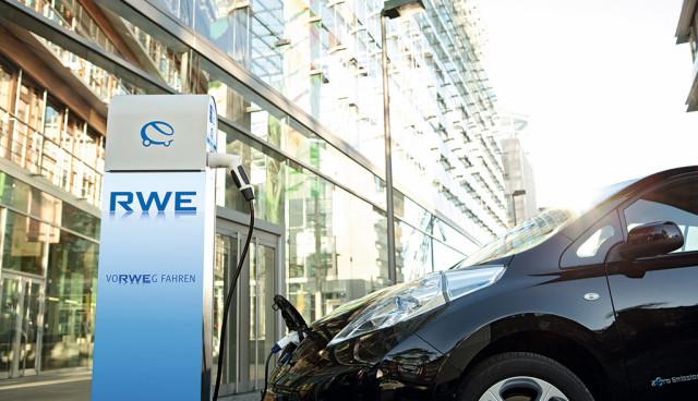 Santander RWE Elektroauotfinanzierung