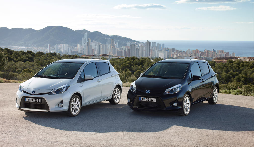 Toyota kann Absatz von Hybriden fast verdoppeln