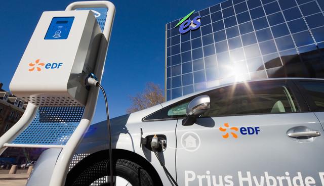 Toyota schließt Plug-in-Demonstrationsprojekt in Straßburg erfolgreich ab